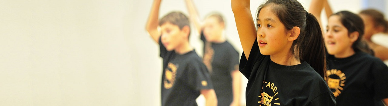 Drama and workshops for kids ages 4 to 18 years